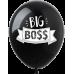 Артикул  В-4-016  Воздушные шары с надписью Для мужчин 5 шт